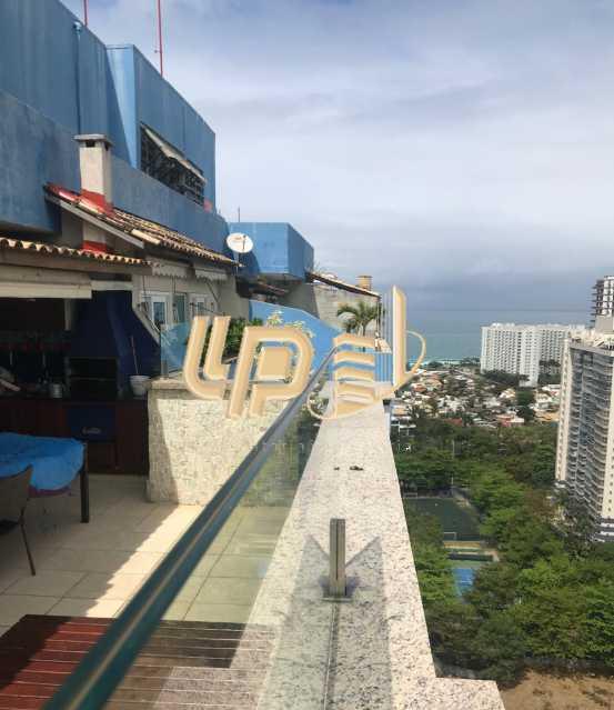 PHOTO-2019-10-10-11-19-44_2 - Cobertura Condomínio ABM, Rua Jornalista Henrique Cordeiro,Barra da Tijuca, Rio de Janeiro, RJ À Venda, 4 Quartos, 200m² - LPCO40032 - 4