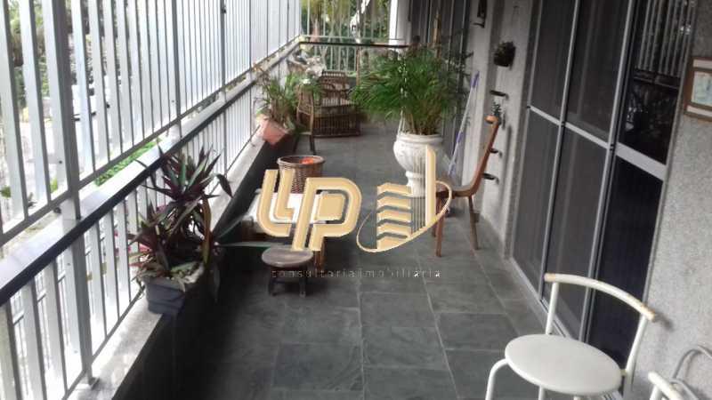 PHOTO-2019-11-09-11-36-09 - Apartamento Condomínio JARDIM OCEANICO, Rua Pedro Bolato,Barra da Tijuca,Rio de Janeiro,RJ À Venda,3 Quartos,162m² - LPAP30405 - 1