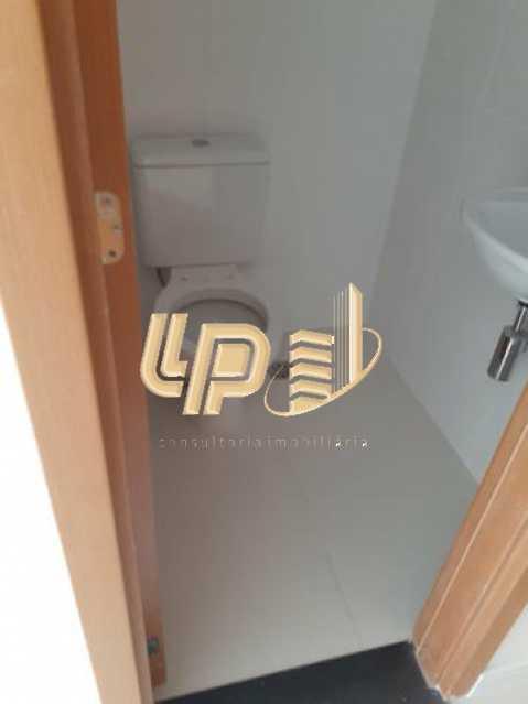 Banheiro - Sala Comercial Recreio dos Bandeirantes,Rio de Janeiro,RJ À Venda,21m² - LPSL00084 - 4