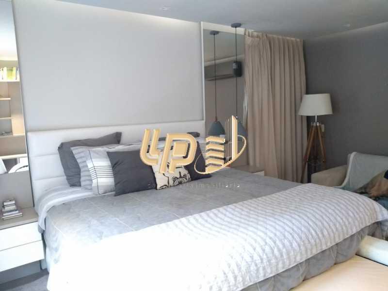 Suíte master - Casa em Condomínio 4 quartos à venda Itanhangá, Rio de Janeiro - R$ 4.200.000 - LPCN40039 - 5