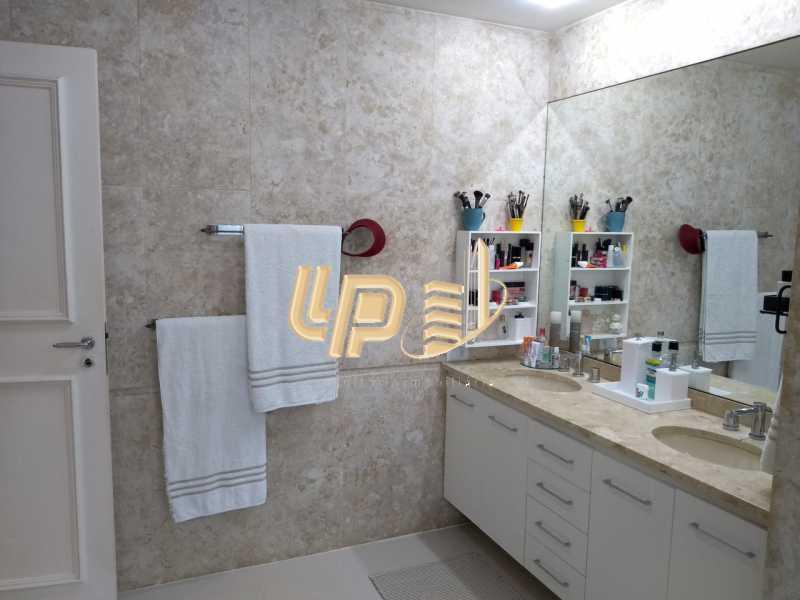 Banheiro suíte master - Casa em Condomínio 4 quartos à venda Itanhangá, Rio de Janeiro - R$ 4.200.000 - LPCN40039 - 7