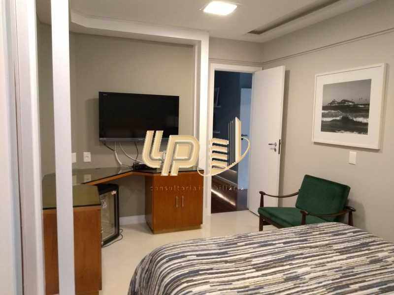 Suíte 2 - Casa em Condomínio 4 quartos à venda Itanhangá, Rio de Janeiro - R$ 4.200.000 - LPCN40039 - 13