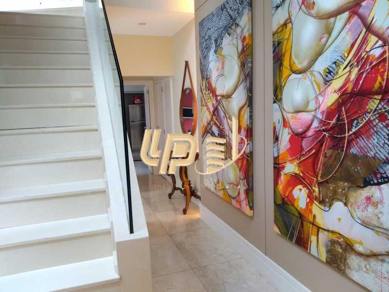 Hall de entrada - Casa em Condomínio 4 quartos à venda Itanhangá, Rio de Janeiro - R$ 4.200.000 - LPCN40039 - 17