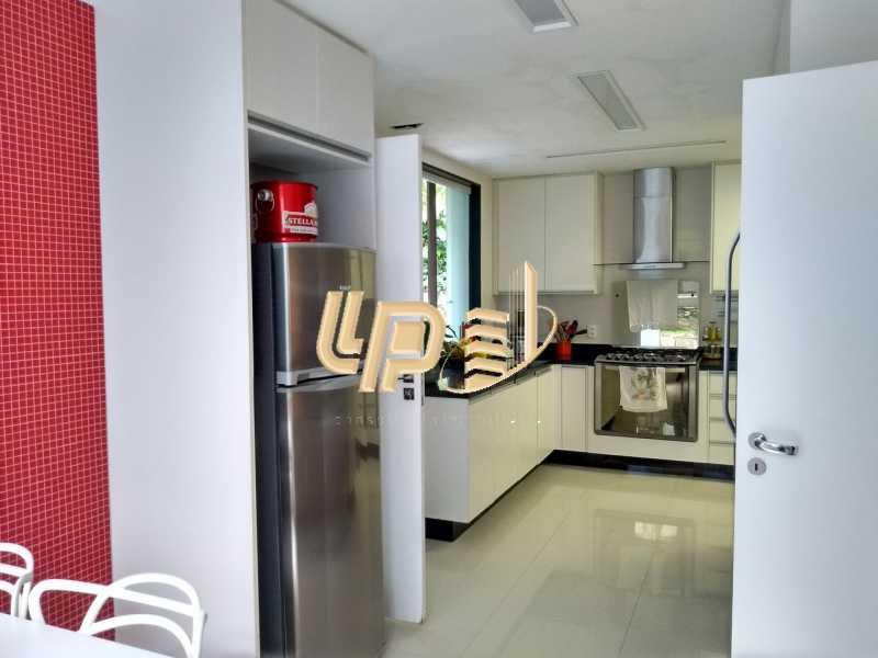 Cozinha - Casa em Condomínio 4 quartos à venda Itanhangá, Rio de Janeiro - R$ 4.200.000 - LPCN40039 - 18