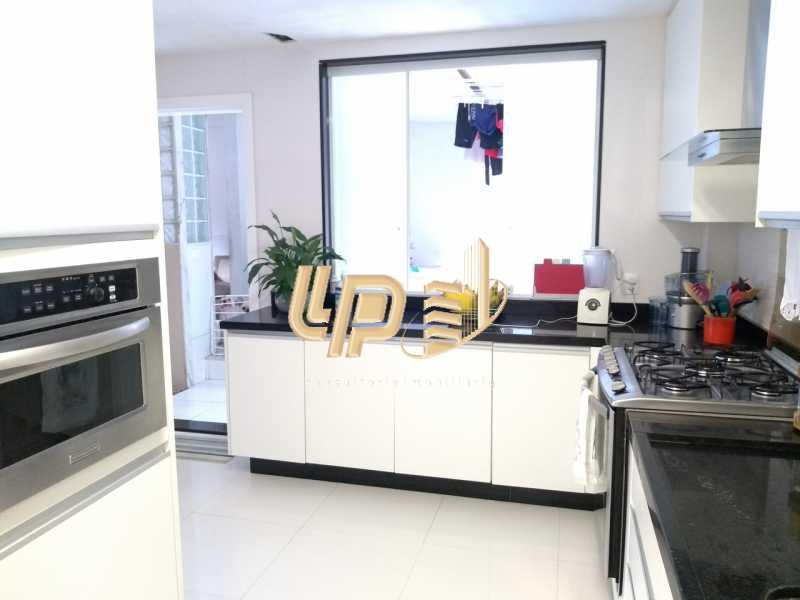 Cozinha - Casa em Condomínio 4 quartos à venda Itanhangá, Rio de Janeiro - R$ 4.200.000 - LPCN40039 - 19