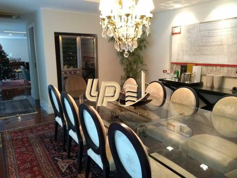 Sala de jantar - Casa em Condomínio 4 quartos à venda Itanhangá, Rio de Janeiro - R$ 4.200.000 - LPCN40039 - 22