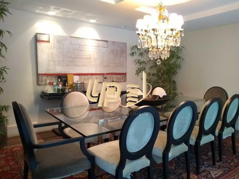 Sala de jantar - Casa em Condomínio 4 quartos à venda Itanhangá, Rio de Janeiro - R$ 4.200.000 - LPCN40039 - 26
