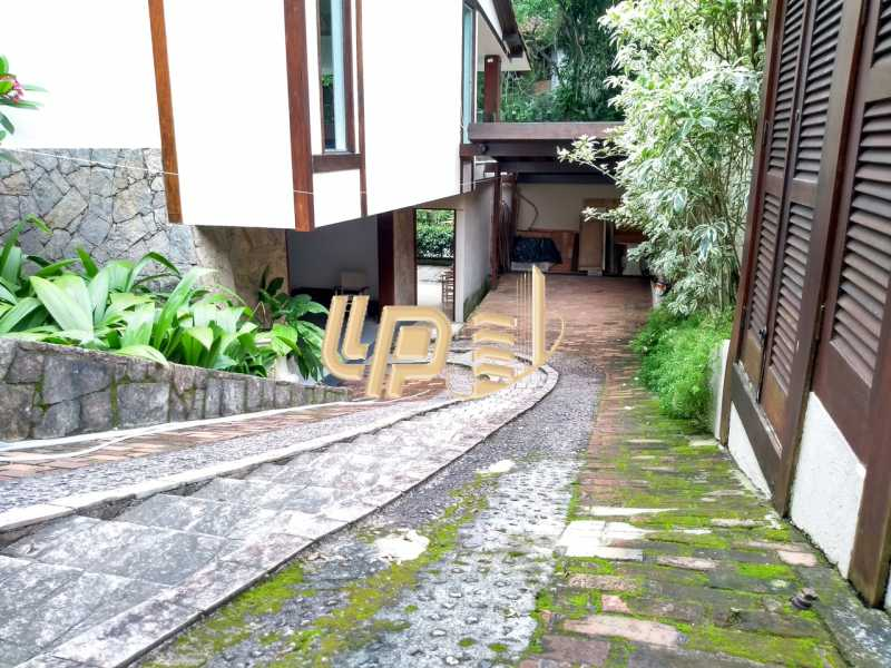 Garagem - Casa em Condomínio 4 quartos à venda Itanhangá, Rio de Janeiro - R$ 4.200.000 - LPCN40039 - 30