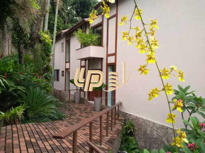 Frente - Casa em Condomínio 4 quartos à venda Itanhangá, Rio de Janeiro - R$ 4.200.000 - LPCN40039 - 3