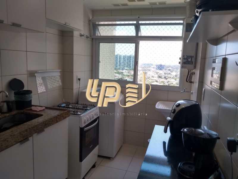 PHOTO-2020-01-28-14-35-09 - Apartamento Para Alugar no Condomínio VILLA BORGHESE - Barra da Tijuca - Rio de Janeiro - RJ - LPAP20942 - 9