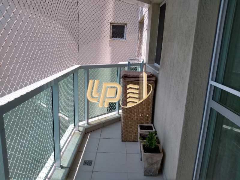 PHOTO-2020-01-28-14-35-14_2 - Apartamento Para Alugar no Condomínio VILLA BORGHESE - Barra da Tijuca - Rio de Janeiro - RJ - LPAP20942 - 12
