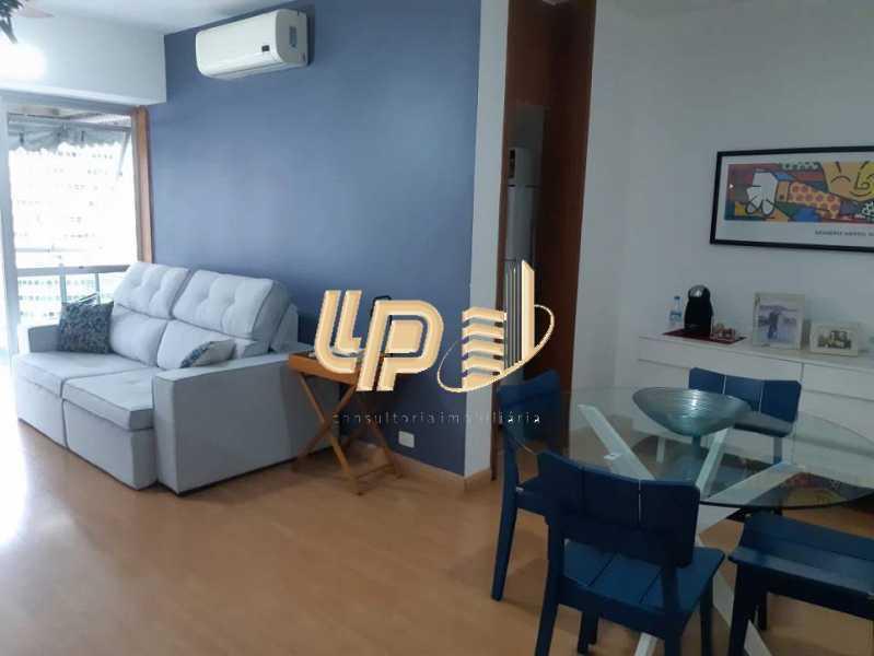 IMG_2259 - Apartamento 1 quarto à venda Barra da Tijuca, Rio de Janeiro - R$ 550.000 - LPAP10283 - 4