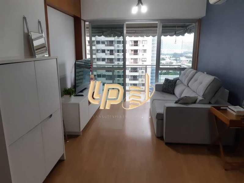 IMG_2260 - Apartamento 1 quarto à venda Barra da Tijuca, Rio de Janeiro - R$ 550.000 - LPAP10283 - 1