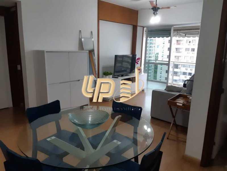 IMG_2263 - Apartamento 1 quarto à venda Barra da Tijuca, Rio de Janeiro - R$ 550.000 - LPAP10283 - 7