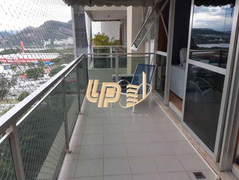 IMG_2268 - Apartamento 1 quarto à venda Barra da Tijuca, Rio de Janeiro - R$ 550.000 - LPAP10283 - 3