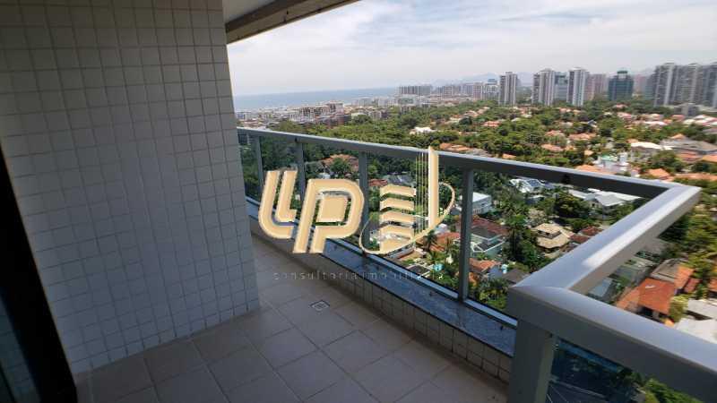 953a9691-eff3-4971-8b34-8d07c0 - Apartamento a venda Residencial Victoria, Barra da Tijuca, Canal de marapendi - LPAP20998 - 4