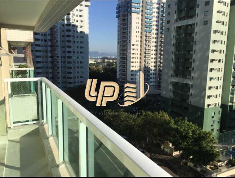 816d171a-9b69-435e-bfc8-386a62 - Apartamento 2 quartos à venda Barra da Tijuca, Rio de Janeiro - R$ 630.000 - LPAP21017 - 1