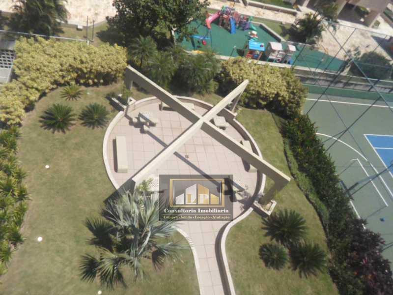 SAM_6413 - Apartamento imovel a venda no Parque das Rosas, Rosa Viva na Barra da Tijuca. - LPAP30068 - 9