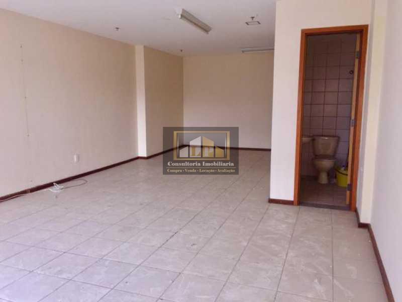 844610093994063 - Sala Comercial À Venda no Condomínio OFFICE TOWER - Barra da Tijuca - Rio de Janeiro - RJ - LPSL00014 - 7