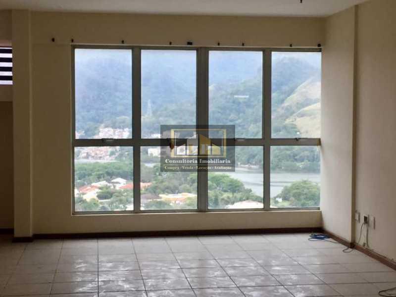 848610098549183 - Sala Comercial À Venda no Condomínio OFFICE TOWER - Barra da Tijuca - Rio de Janeiro - RJ - LPSL00014 - 3