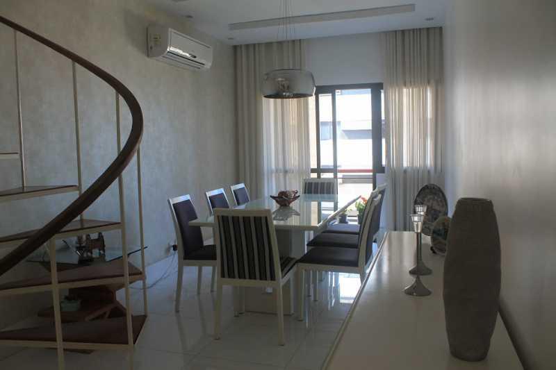 IMG_4231 - Cobertura imóvel a venda na ABM condomínio Costa Blanca, Canal de Marapendi, Bosque Marapendi - LPCO30023 - 3