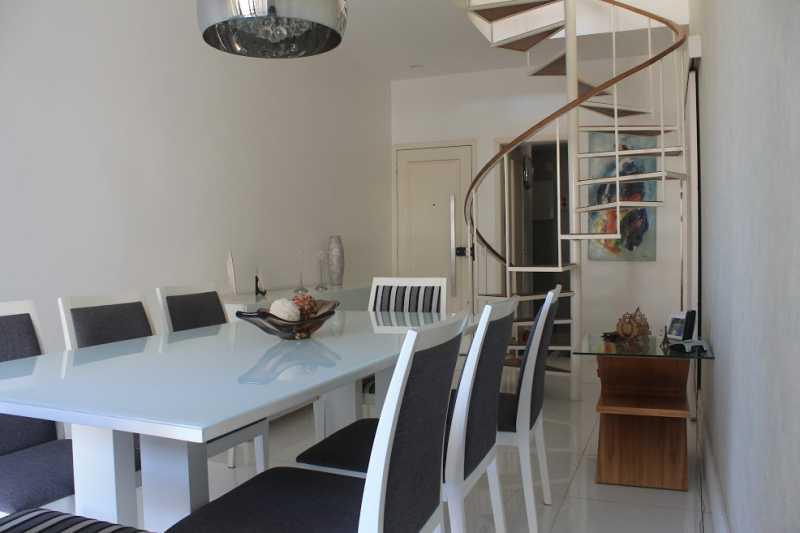 IMG_4233 - Cobertura imóvel a venda na ABM condomínio Costa Blanca, Canal de Marapendi, Bosque Marapendi - LPCO30023 - 4