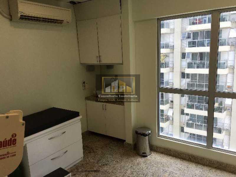 500615119828464 - Sala Comercial À Venda no Condomínio OFFICE TOWER - Barra da Tijuca - Rio de Janeiro - RJ - LPSL00020 - 1
