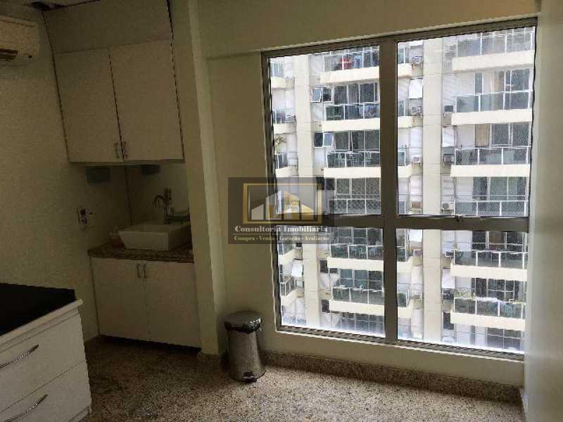 505615113145196 - Sala Comercial À Venda no Condomínio OFFICE TOWER - Barra da Tijuca - Rio de Janeiro - RJ - LPSL00020 - 4
