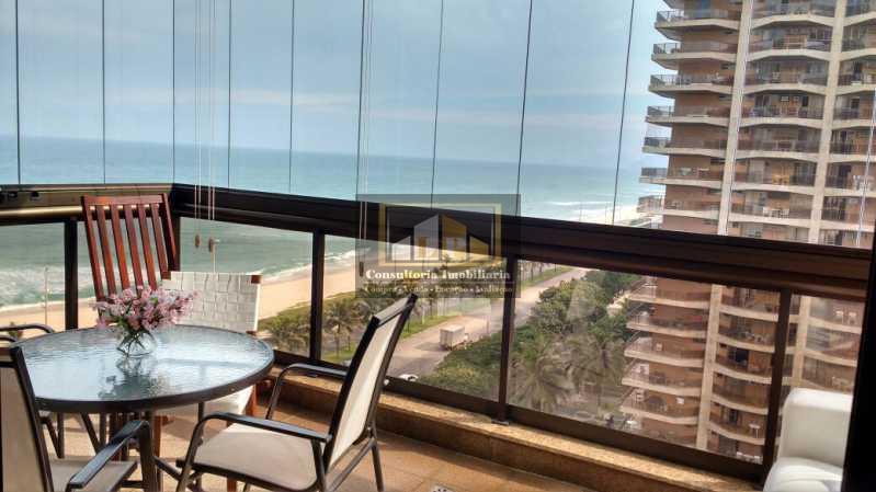 IMG-20170608-WA0143 - Apartamento,imóvel a venda condomínio LA RESERVE, Sernambetiba, AV. Lucio Costa, Barra da Tijuca - LPAP20460 - 1