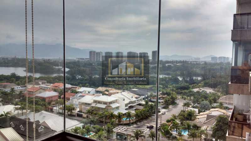 IMG-20170608-WA0152 - Apartamento,imóvel a venda condomínio LA RESERVE, Sernambetiba, AV. Lucio Costa, Barra da Tijuca - LPAP20460 - 26