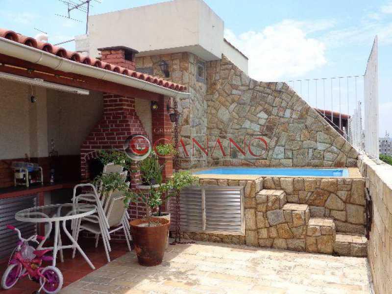 619609014026763 - Cobertura 3 quartos à venda Cachambi, Rio de Janeiro - R$ 330.000 - GCCO30026 - 19