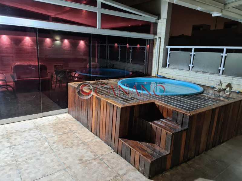 2 - Cobertura 2 quartos à venda Cachambi, Rio de Janeiro - R$ 640.000 - GCCO20017 - 3