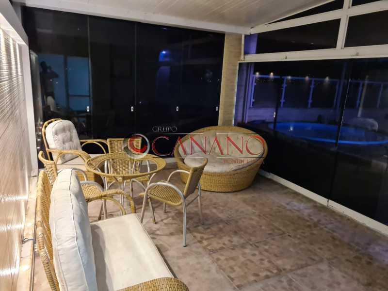 4 - Cobertura 2 quartos à venda Cachambi, Rio de Janeiro - R$ 640.000 - GCCO20017 - 5