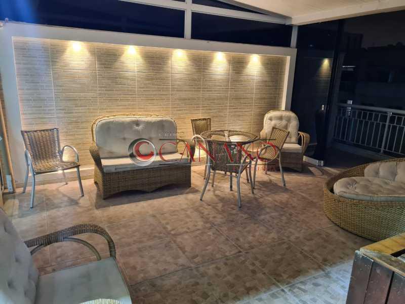 8 - Cobertura 2 quartos à venda Cachambi, Rio de Janeiro - R$ 640.000 - GCCO20017 - 9