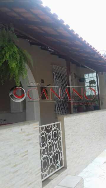 78 - Casa de Vila à venda Rua João Barbalho,Quintino Bocaiúva, Rio de Janeiro - R$ 360.000 - GCCV20072 - 1