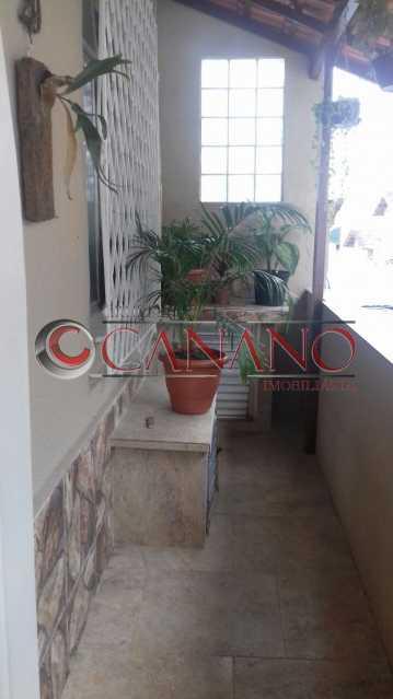 11 - Casa de Vila à venda Rua João Barbalho,Quintino Bocaiúva, Rio de Janeiro - R$ 360.000 - GCCV20072 - 3