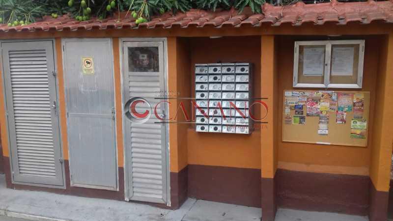 3 - Casa de Vila à venda Rua João Barbalho,Quintino Bocaiúva, Rio de Janeiro - R$ 360.000 - GCCV20072 - 21