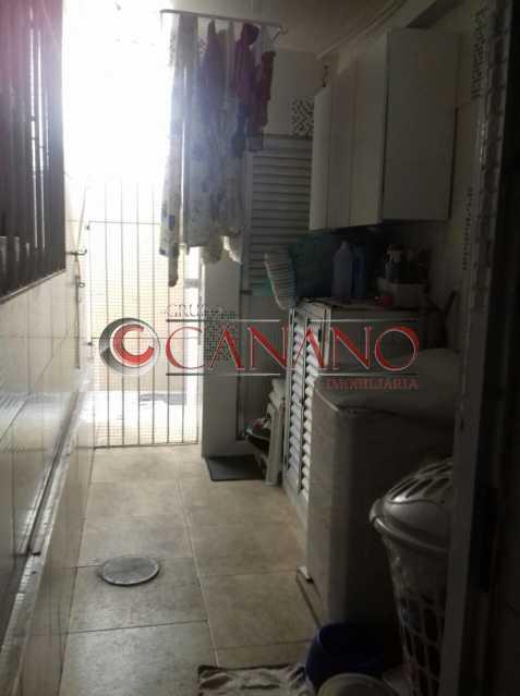 56 - Casa de Vila à venda Rua João Barbalho,Quintino Bocaiúva, Rio de Janeiro - R$ 360.000 - GCCV20072 - 14