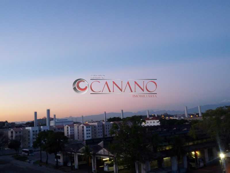 vista.sala - Apartamento à venda Rua Doutor Garnier,Rocha, Rio de Janeiro - R$ 265.000 - GCAP30347 - 1