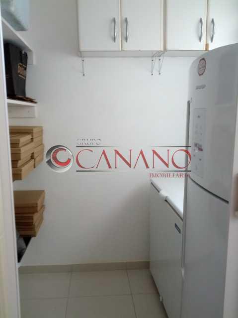 qto.empregada1 - Apartamento à venda Rua Doutor Garnier,Rocha, Rio de Janeiro - R$ 265.000 - GCAP30347 - 10