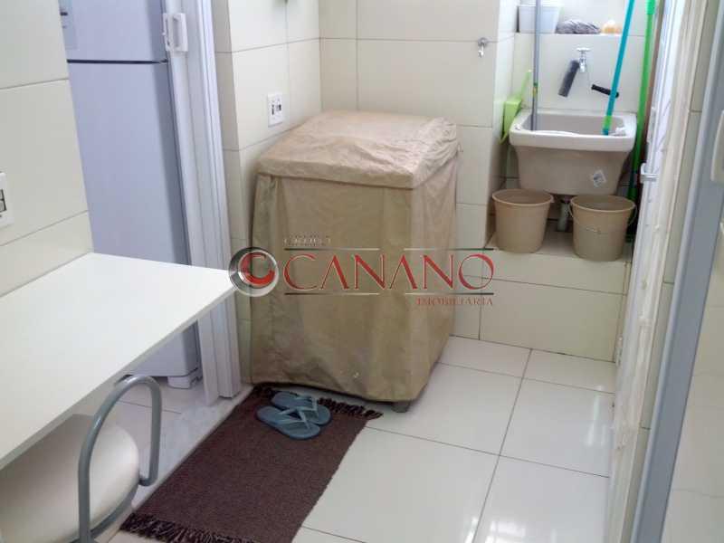 area.serviço. - Apartamento à venda Rua Doutor Garnier,Rocha, Rio de Janeiro - R$ 265.000 - GCAP30347 - 13
