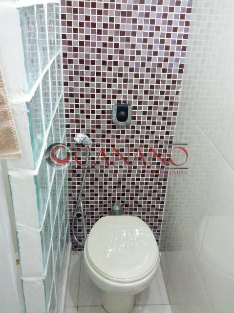 banheiro.social.2 - Apartamento à venda Rua Doutor Garnier,Rocha, Rio de Janeiro - R$ 265.000 - GCAP30347 - 15