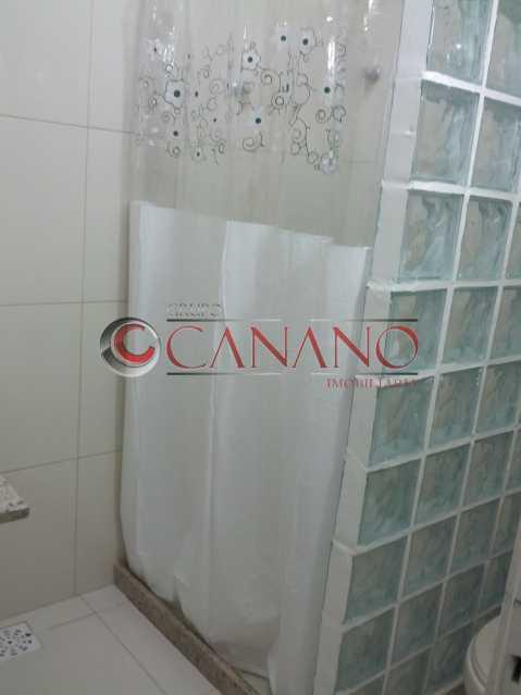 banheiro.social.1 - Apartamento à venda Rua Doutor Garnier,Rocha, Rio de Janeiro - R$ 265.000 - GCAP30347 - 16