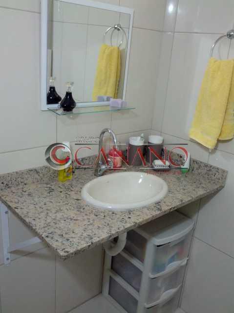 banheiro.social.. - Apartamento à venda Rua Doutor Garnier,Rocha, Rio de Janeiro - R$ 265.000 - GCAP30347 - 18