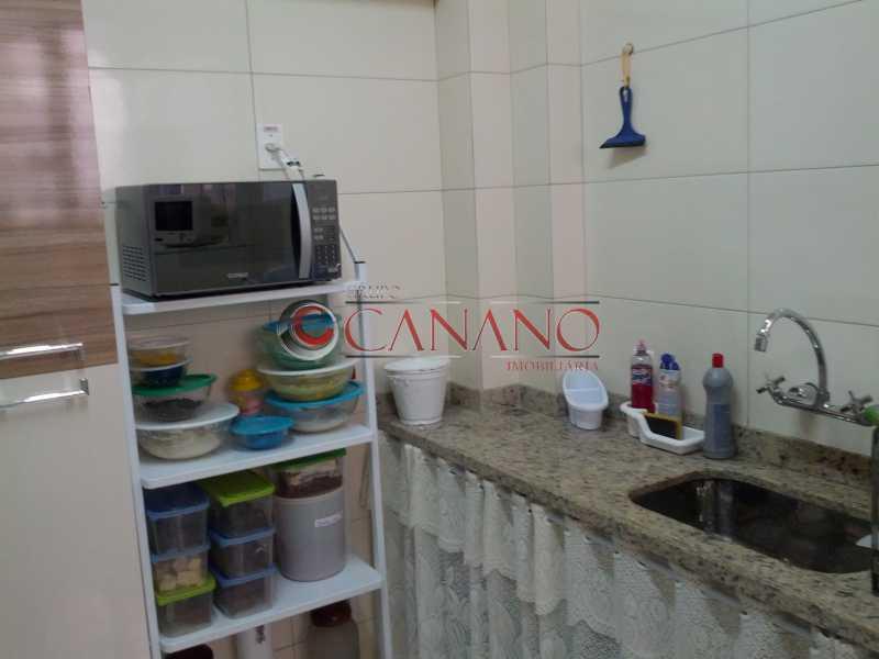 cozinha - Apartamento à venda Rua Doutor Garnier,Rocha, Rio de Janeiro - R$ 265.000 - GCAP30347 - 21