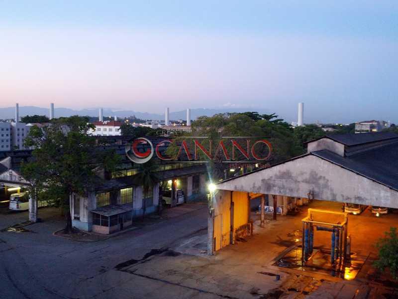 vista.sala.1 - Apartamento à venda Rua Doutor Garnier,Rocha, Rio de Janeiro - R$ 265.000 - GCAP30347 - 22