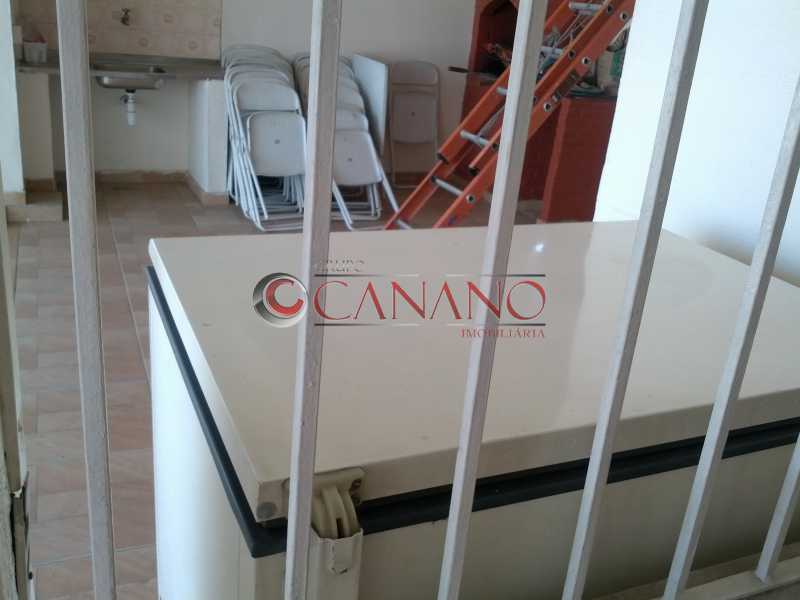 terraço.3 - Apartamento à venda Rua Doutor Garnier,Rocha, Rio de Janeiro - R$ 265.000 - GCAP30347 - 23