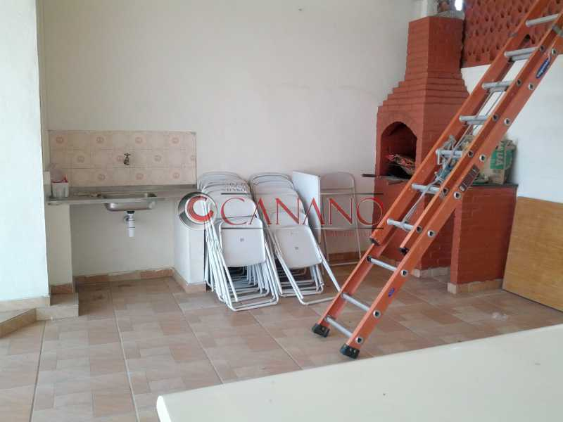 terraço.2 - Apartamento à venda Rua Doutor Garnier,Rocha, Rio de Janeiro - R$ 265.000 - GCAP30347 - 24