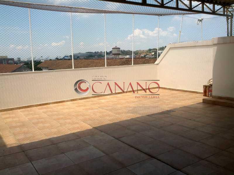 terraço.1 - Apartamento à venda Rua Doutor Garnier,Rocha, Rio de Janeiro - R$ 265.000 - GCAP30347 - 25