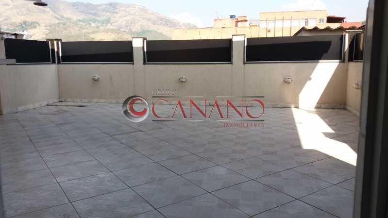 20180724_105708 - Apartamento 2 quartos à venda Cascadura, Rio de Janeiro - R$ 280.000 - GCAP21385 - 25